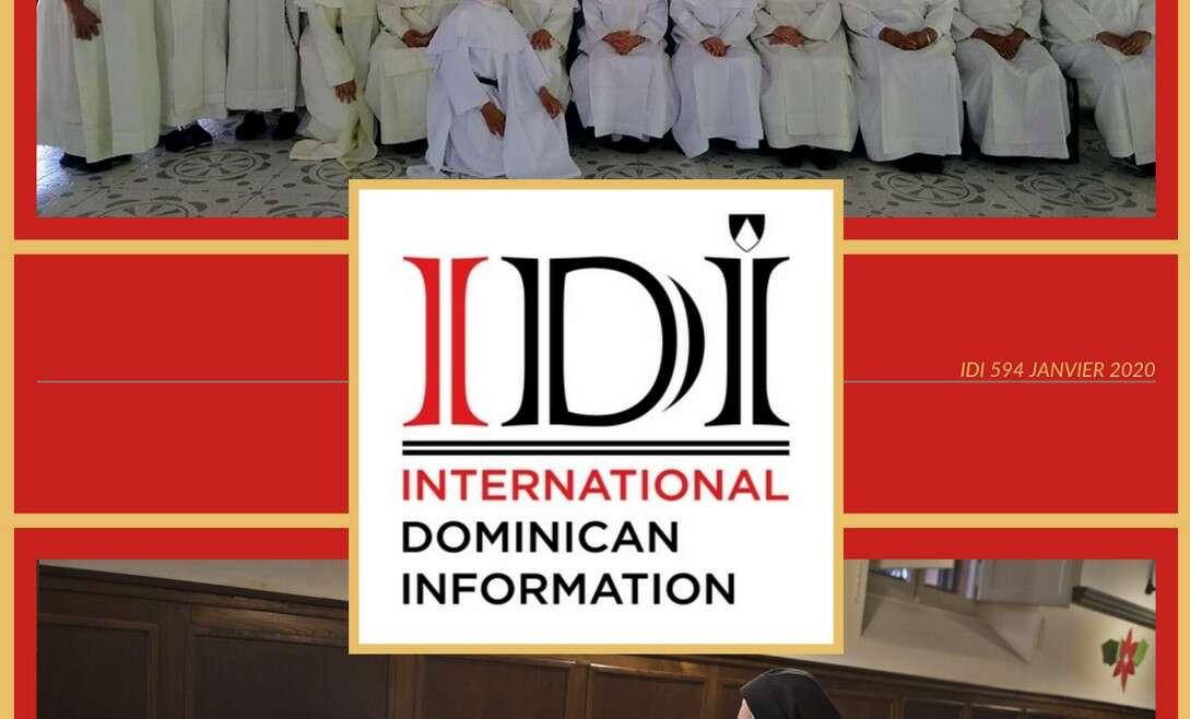 IDI 594 – Janvier 2020